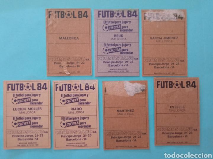 Álbum de fútbol completo: CANO FÚTBOL 84 REPLETO 447 CROMOS, DOBLES,TRIPLES,ESCUDOS,RAREZAS,ETC. - Foto 62 - 272580568