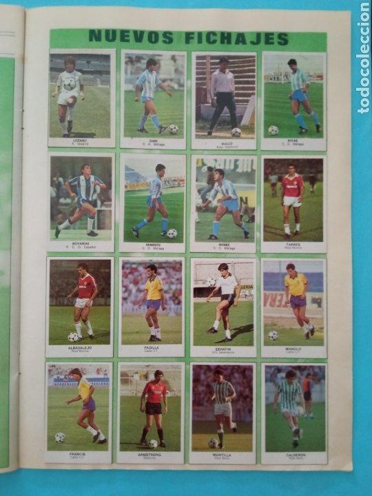 Álbum de fútbol completo: CANO FÚTBOL 84 REPLETO 447 CROMOS, DOBLES,TRIPLES,ESCUDOS,RAREZAS,ETC. - Foto 63 - 272580568