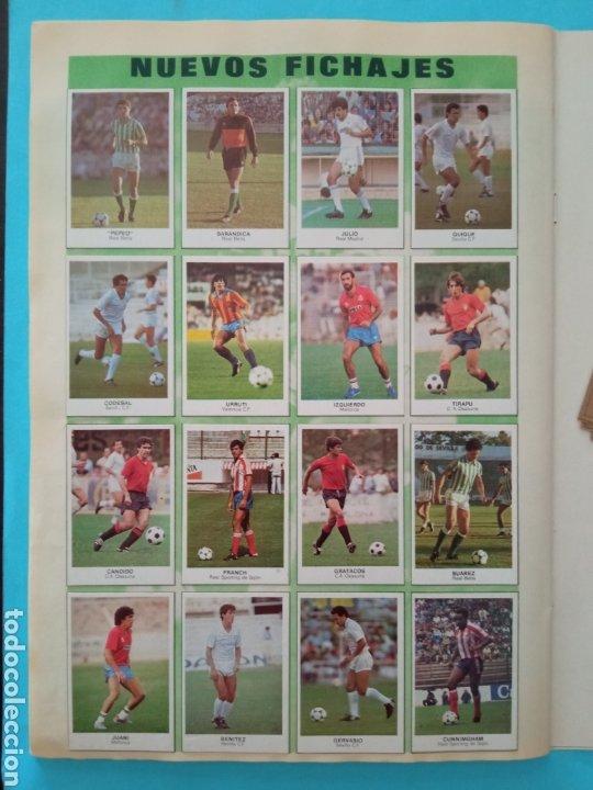 Álbum de fútbol completo: CANO FÚTBOL 84 REPLETO 447 CROMOS, DOBLES,TRIPLES,ESCUDOS,RAREZAS,ETC. - Foto 64 - 272580568