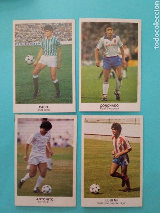 Álbum de fútbol completo: CANO FÚTBOL 84 REPLETO 447 CROMOS, DOBLES,TRIPLES,ESCUDOS,RAREZAS,ETC. - Foto 65 - 272580568
