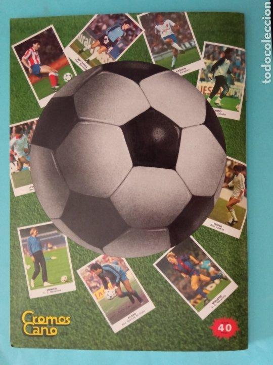 Álbum de fútbol completo: CANO FÚTBOL 84 REPLETO 447 CROMOS, DOBLES,TRIPLES,ESCUDOS,RAREZAS,ETC. - Foto 68 - 272580568