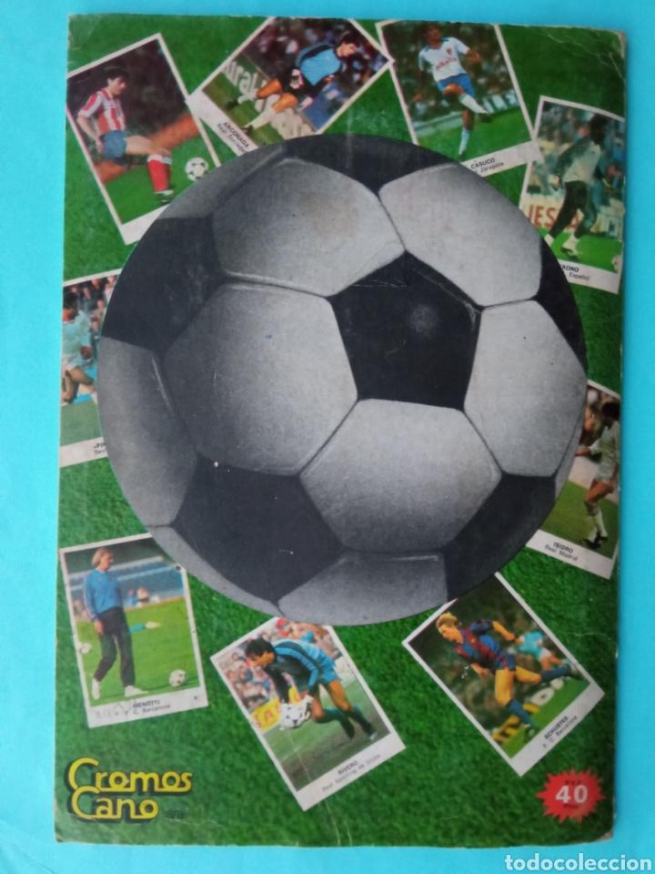 Álbum de fútbol completo: CANO FÚTBOL 84 REPLETO 447 CROMOS, DOBLES,TRIPLES,ESCUDOS,RAREZAS,ETC. - Foto 77 - 272580568