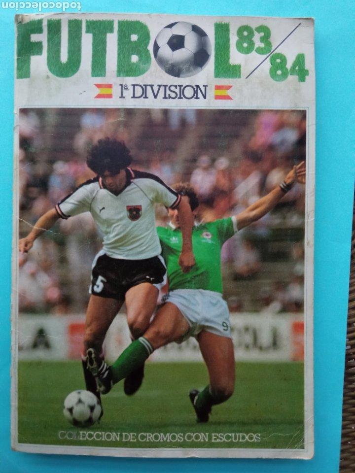 Álbum de fútbol completo: CANO FÚTBOL 84 REPLETO 447 CROMOS, DOBLES,TRIPLES,ESCUDOS,RAREZAS,ETC. - Foto 78 - 272580568