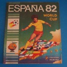 Álbum de fútbol completo: ALBUM COMPLETO DE FUTBOL MUNDIAL ESPAÑA 1982 82 WORLD CUP MARADONA PAOLO ROSSI DE PANINI. Lote 274285108