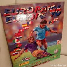 Álbum de fútbol completo: ALBUM DE CROMOS COMPLETO EUROCOPA INGLATERRA 96, ALBUM DE CROMOS / STIQUERS ALBUM, PANINI, 1996. Lote 277061768