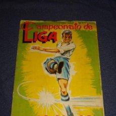 Álbum de fútbol completo: ALBUM COMPLETO - CAMPEONATO DE LIGA 1961 - 62 , , DISGRA , COMPLETO , SEÑALES DE USO. Lote 277442603