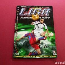 Álbum de fútbol completo: COLECCIÓN OFICIAL DE LA LIGA, DEL AÑO 2006 - 2007 COMPLETO -EXCELENTE ESTADO-NUEVO -VER FOTOS. Lote 277552808