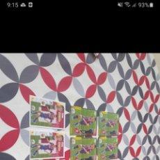 Álbum de fútbol completo: LOTE 12 CROMOS PEDRI ROOKIE 6 MGK MEGACRACKS Y 6 LIGA ESTE 2020 2021 20 21 PEDRI N 430 PEDRI N 55. Lote 277680513