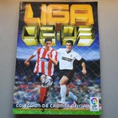 Álbum de fútbol completo: ALBUM COMPLETO LIGA ESTE 02 03 2002 2003 CON CASI TODO LO EDITADO. Lote 277711168