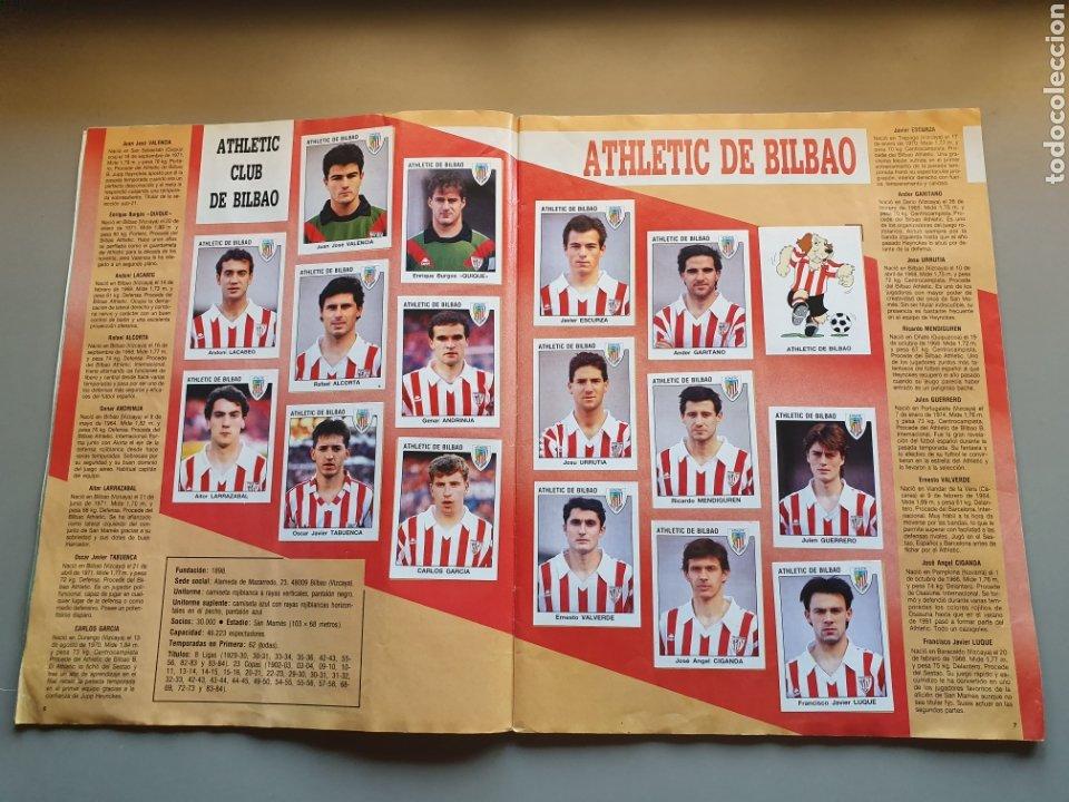 Álbum de fútbol completo: ALBUM COMPLETO CON MARADONA SEVILLA LIGA PANINI 93 94 1993 1994 - Foto 5 - 277713008