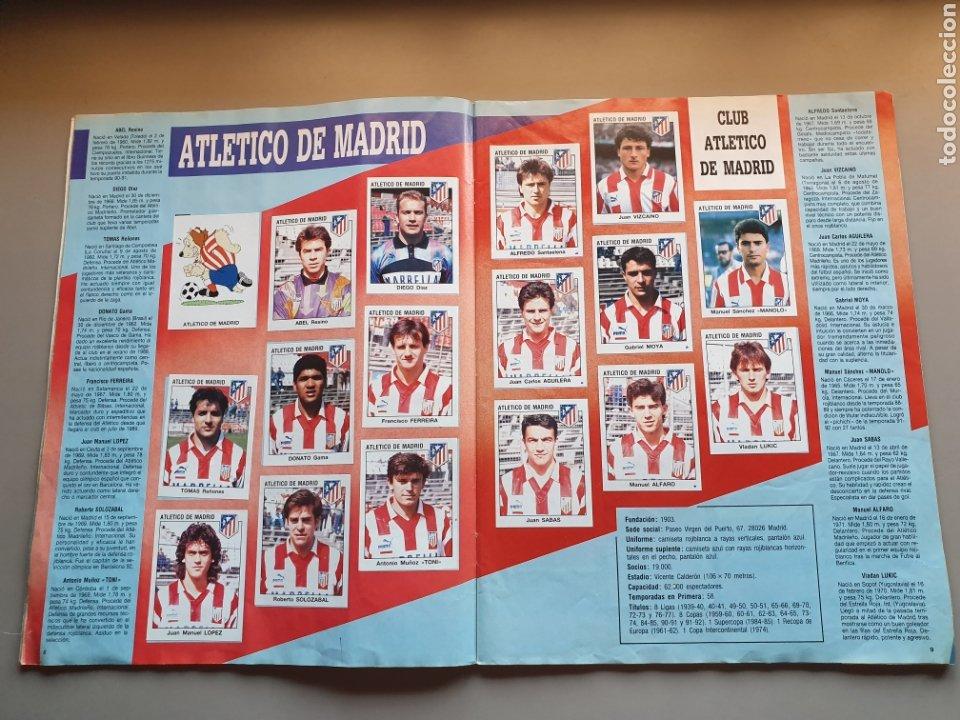 Álbum de fútbol completo: ALBUM COMPLETO CON MARADONA SEVILLA LIGA PANINI 93 94 1993 1994 - Foto 6 - 277713008