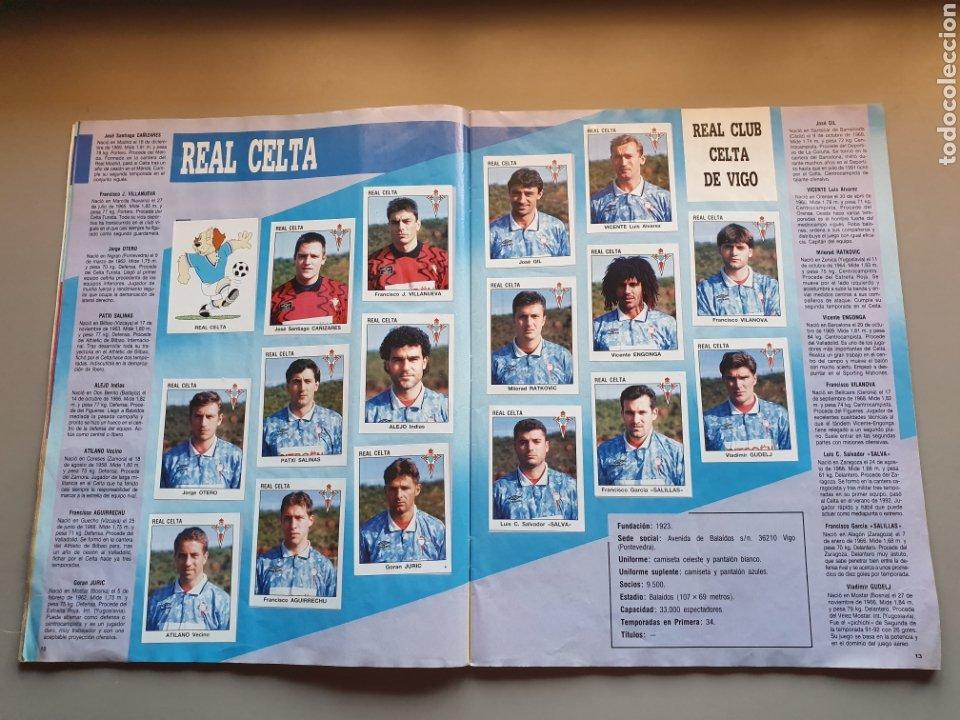 Álbum de fútbol completo: ALBUM COMPLETO CON MARADONA SEVILLA LIGA PANINI 93 94 1993 1994 - Foto 8 - 277713008