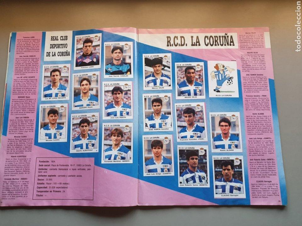 Álbum de fútbol completo: ALBUM COMPLETO CON MARADONA SEVILLA LIGA PANINI 93 94 1993 1994 - Foto 9 - 277713008