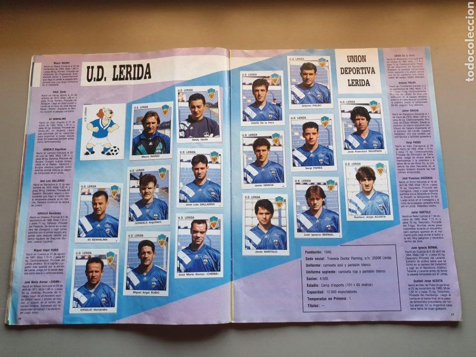 Álbum de fútbol completo: ALBUM COMPLETO CON MARADONA SEVILLA LIGA PANINI 93 94 1993 1994 - Foto 10 - 277713008
