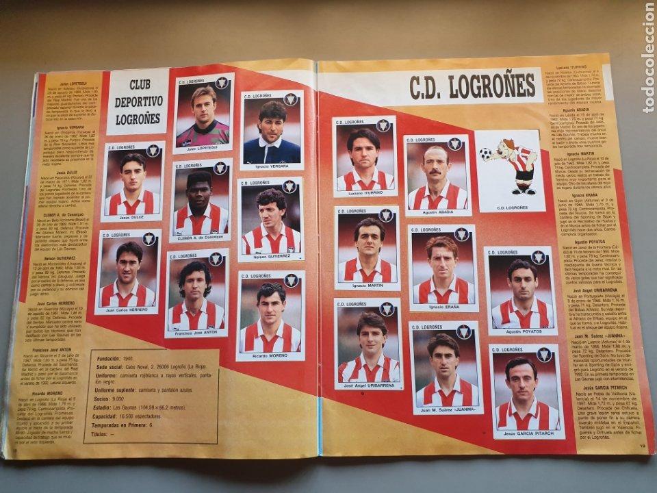Álbum de fútbol completo: ALBUM COMPLETO CON MARADONA SEVILLA LIGA PANINI 93 94 1993 1994 - Foto 11 - 277713008