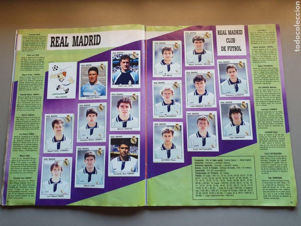 Álbum de fútbol completo: ALBUM COMPLETO CON MARADONA SEVILLA LIGA PANINI 93 94 1993 1994 - Foto 12 - 277713008