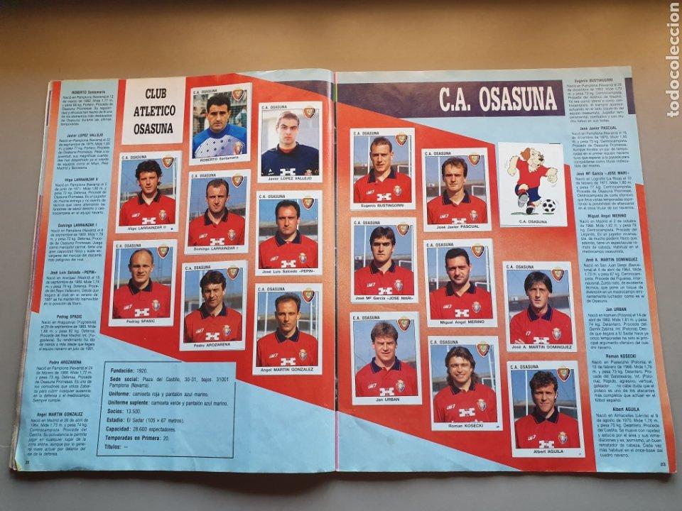 Álbum de fútbol completo: ALBUM COMPLETO CON MARADONA SEVILLA LIGA PANINI 93 94 1993 1994 - Foto 13 - 277713008