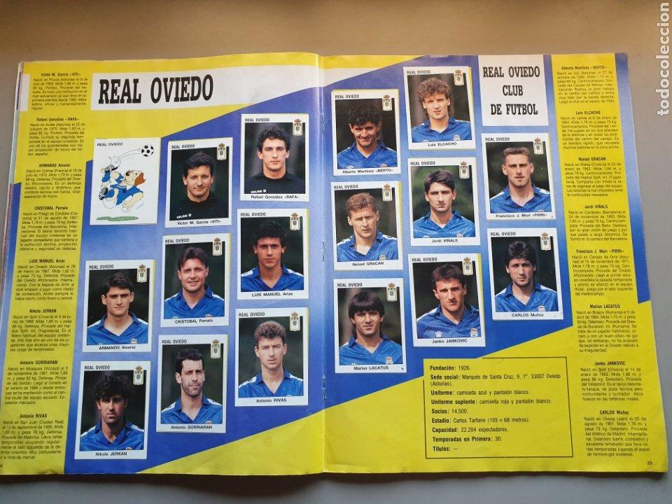 Álbum de fútbol completo: ALBUM COMPLETO CON MARADONA SEVILLA LIGA PANINI 93 94 1993 1994 - Foto 14 - 277713008