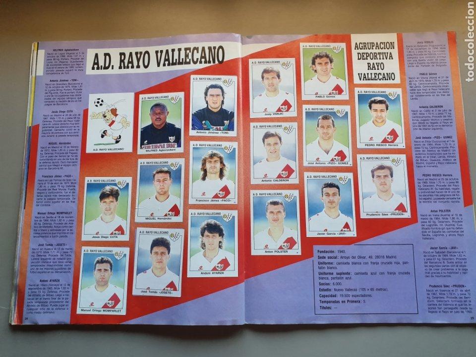 Álbum de fútbol completo: ALBUM COMPLETO CON MARADONA SEVILLA LIGA PANINI 93 94 1993 1994 - Foto 16 - 277713008