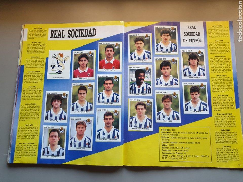 Álbum de fútbol completo: ALBUM COMPLETO CON MARADONA SEVILLA LIGA PANINI 93 94 1993 1994 - Foto 19 - 277713008