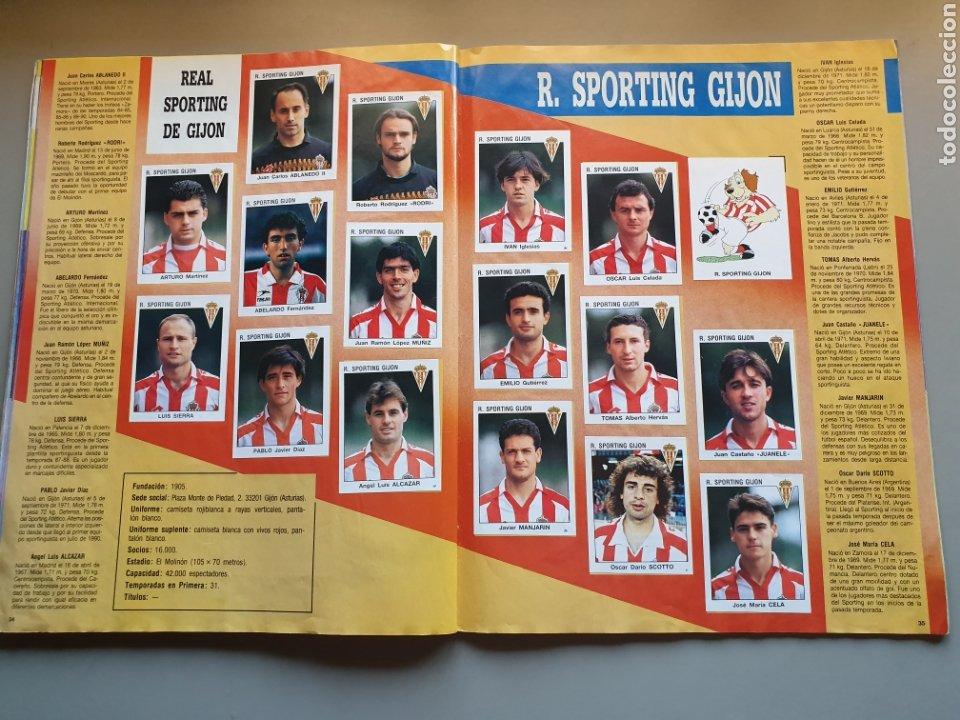 Álbum de fútbol completo: ALBUM COMPLETO CON MARADONA SEVILLA LIGA PANINI 93 94 1993 1994 - Foto 20 - 277713008