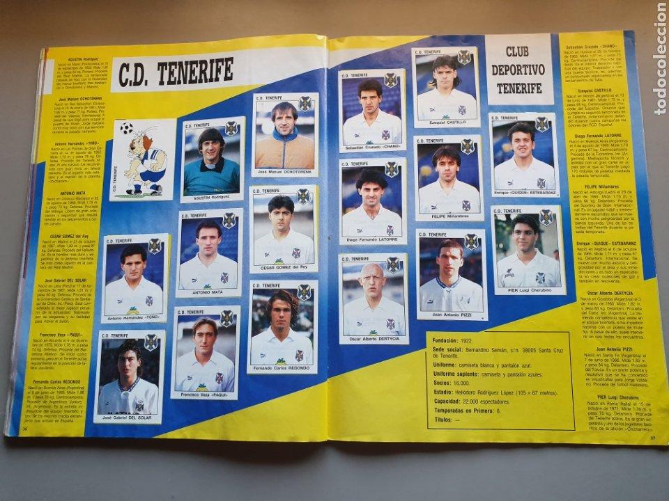Álbum de fútbol completo: ALBUM COMPLETO CON MARADONA SEVILLA LIGA PANINI 93 94 1993 1994 - Foto 21 - 277713008