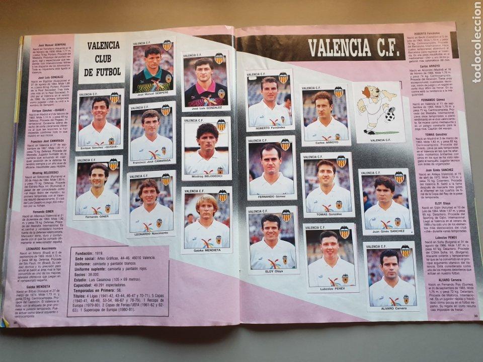 Álbum de fútbol completo: ALBUM COMPLETO CON MARADONA SEVILLA LIGA PANINI 93 94 1993 1994 - Foto 22 - 277713008