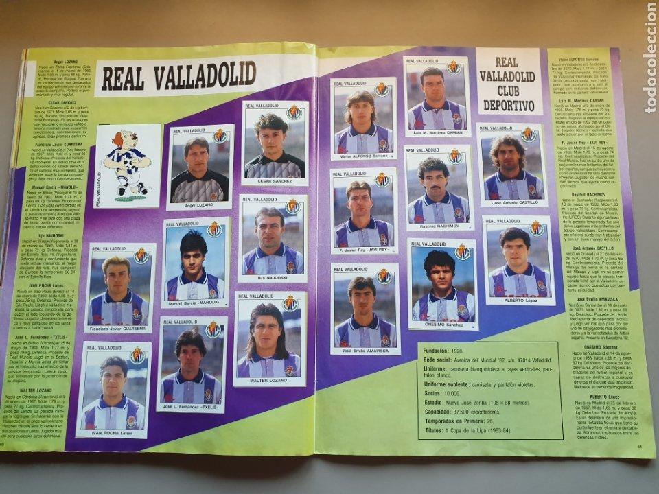 Álbum de fútbol completo: ALBUM COMPLETO CON MARADONA SEVILLA LIGA PANINI 93 94 1993 1994 - Foto 23 - 277713008