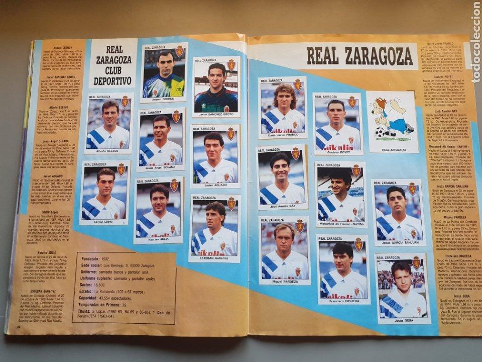 Álbum de fútbol completo: ALBUM COMPLETO CON MARADONA SEVILLA LIGA PANINI 93 94 1993 1994 - Foto 24 - 277713008