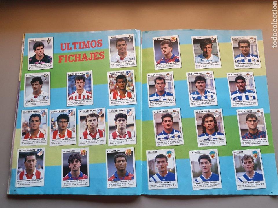 Álbum de fútbol completo: ALBUM COMPLETO CON MARADONA SEVILLA LIGA PANINI 93 94 1993 1994 - Foto 25 - 277713008
