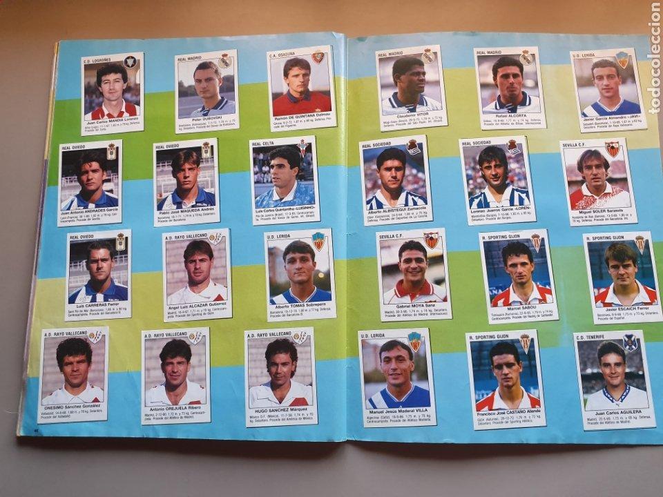 Álbum de fútbol completo: ALBUM COMPLETO CON MARADONA SEVILLA LIGA PANINI 93 94 1993 1994 - Foto 26 - 277713008