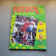 Álbum de fútbol completo: ALBUM COMPLETO CON MARADONA SEVILLA LIGA PANINI 93 94 1993 1994. Lote 277713008