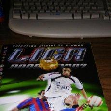 Álbum de fútbol completo: ED. ESTE 2006 2007 06 07 - ALBUM CON 543 CROMOS EN BUEN ESTADO (TODOS LOS FICHAJES Y COLOCAS)). Lote 277721248