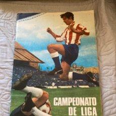 Álbum de fútbol completo: ÁLBUM DE CROMOS TEMPORADA 71/72, COMPLETO, EN PERFECTO ESTADO. Lote 277842043