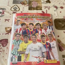 Álbum de fútbol completo: COLECCION COMPLETA ADRENALYN XL 13/14 ARCHIVADOR + 573 CARDS + 2 ERRORES SUSO Y TELLO+ TABLERO JUEGO. Lote 278203533