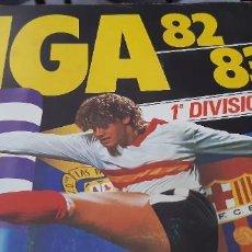 Álbum de fútbol completo: 1982 82 83 ESTE ÁLBUM MUY COMPLETO DOBLES COLOCA BAJA FICHAJE. LEER DESCRIPCIÓN. Lote 278585873