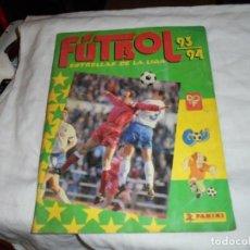 Álbum de fútbol completo: ALBUM ESTRELLAS DE LA LIGA 93-94 PANINI COMPLETO. Lote 278836468