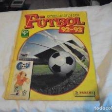 Álbum de fútbol completo: ALBUM ESTRELLAS DE LA LIGA 92-93 PANINI COMPLETO. Lote 278836573