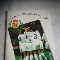 Album de football complet: ALBUME R. MADRID COMPLETO. Lote 285138023