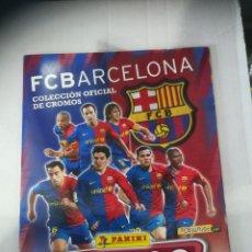 Album de football complet: ALBUM F. C. BARCELONA. Lote 285554983