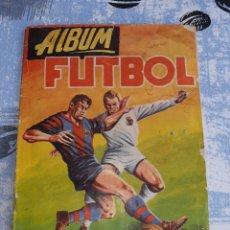 Álbum de fútbol completo: ÁLBUM FUTBOL, HISTORIA Y TÉCNICA, EDIGESA 1959. Lote 285998748