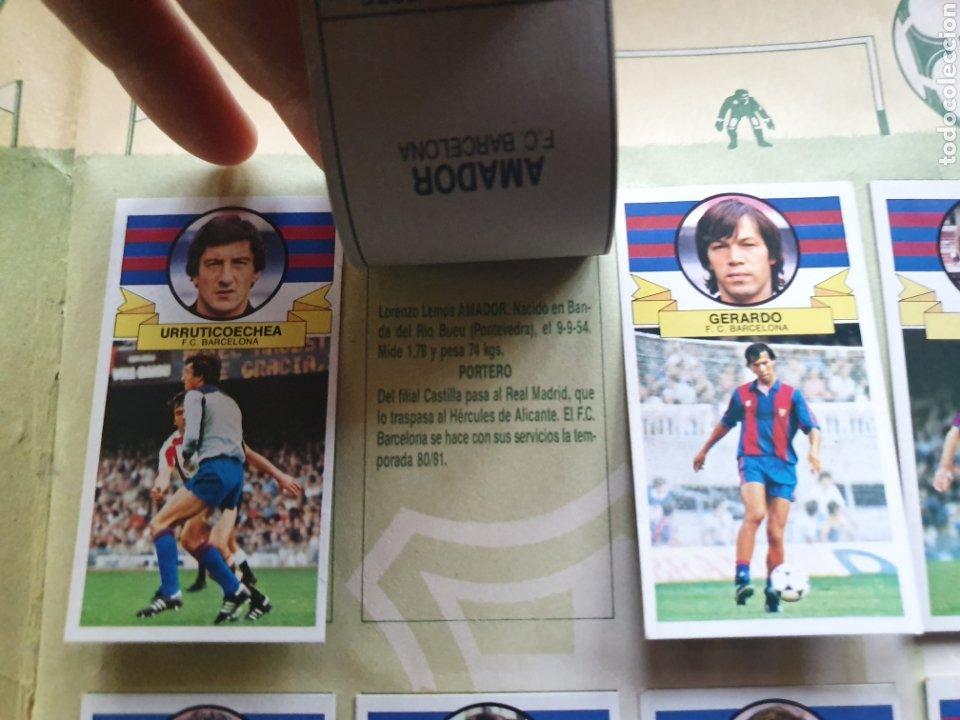 Álbum de fútbol completo: ALBUM COMPLETO LIGA ESTE 85 86 1985 1986 CON MUCHISIMOS DOBLES SIN PEGAR CRISTOBAL Y PETURSSON - Foto 3 - 287951528