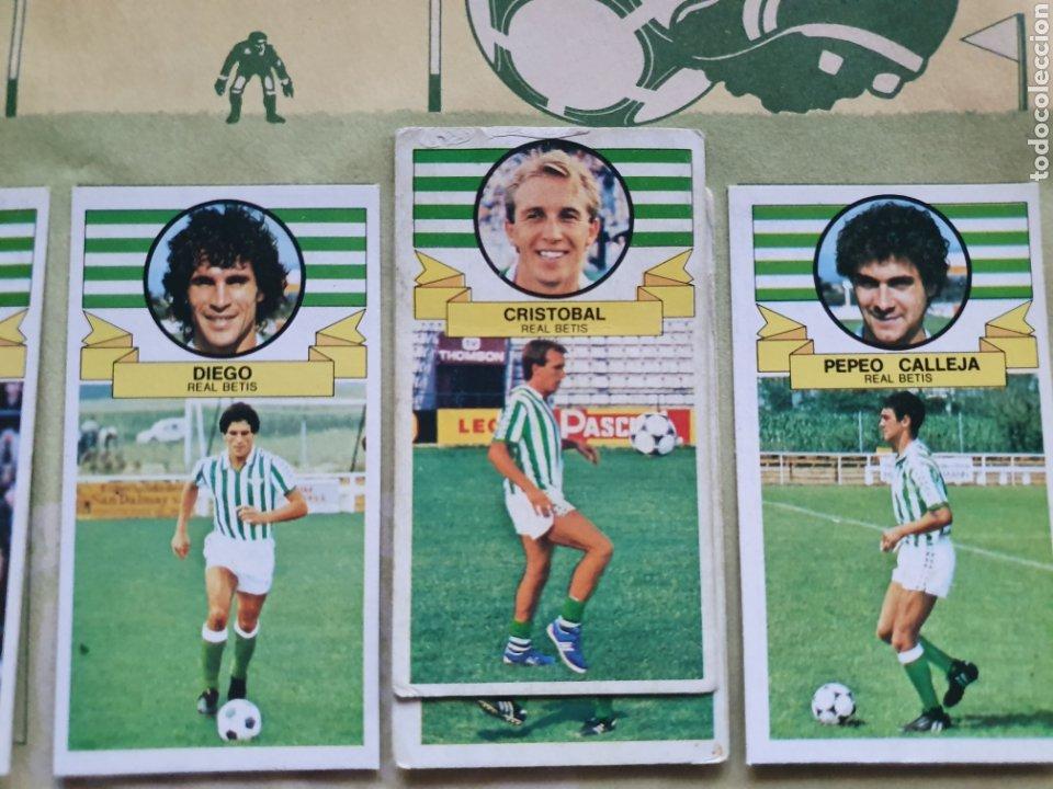 Álbum de fútbol completo: ALBUM COMPLETO LIGA ESTE 85 86 1985 1986 CON MUCHISIMOS DOBLES SIN PEGAR CRISTOBAL Y PETURSSON - Foto 5 - 287951528