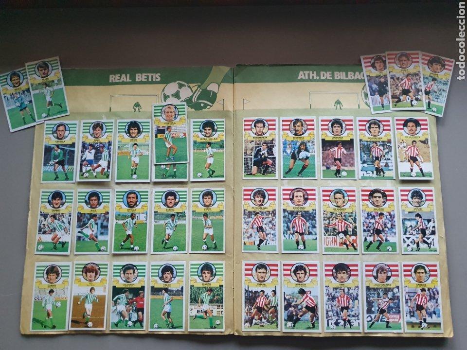 Álbum de fútbol completo: ALBUM COMPLETO LIGA ESTE 85 86 1985 1986 CON MUCHISIMOS DOBLES SIN PEGAR CRISTOBAL Y PETURSSON - Foto 4 - 287951528