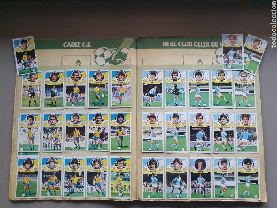 Álbum de fútbol completo: ALBUM COMPLETO LIGA ESTE 85 86 1985 1986 CON MUCHISIMOS DOBLES SIN PEGAR CRISTOBAL Y PETURSSON - Foto 6 - 287951528