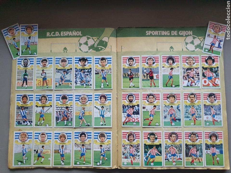 Álbum de fútbol completo: ALBUM COMPLETO LIGA ESTE 85 86 1985 1986 CON MUCHISIMOS DOBLES SIN PEGAR CRISTOBAL Y PETURSSON - Foto 7 - 287951528