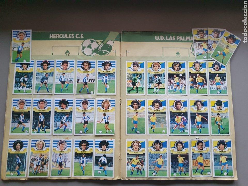 Álbum de fútbol completo: ALBUM COMPLETO LIGA ESTE 85 86 1985 1986 CON MUCHISIMOS DOBLES SIN PEGAR CRISTOBAL Y PETURSSON - Foto 8 - 287951528