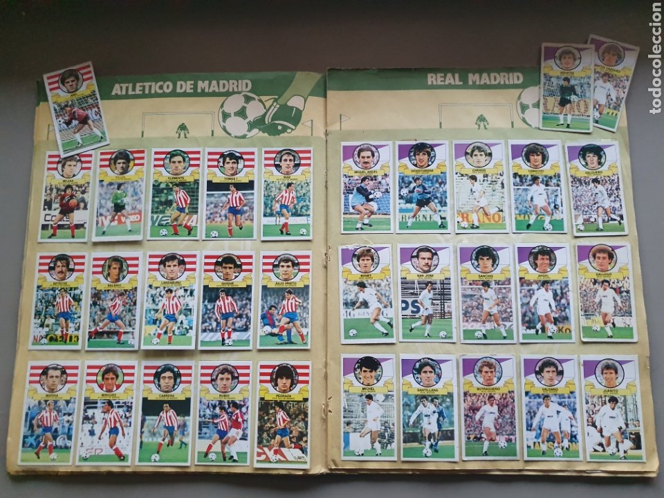 Álbum de fútbol completo: ALBUM COMPLETO LIGA ESTE 85 86 1985 1986 CON MUCHISIMOS DOBLES SIN PEGAR CRISTOBAL Y PETURSSON - Foto 11 - 287951528