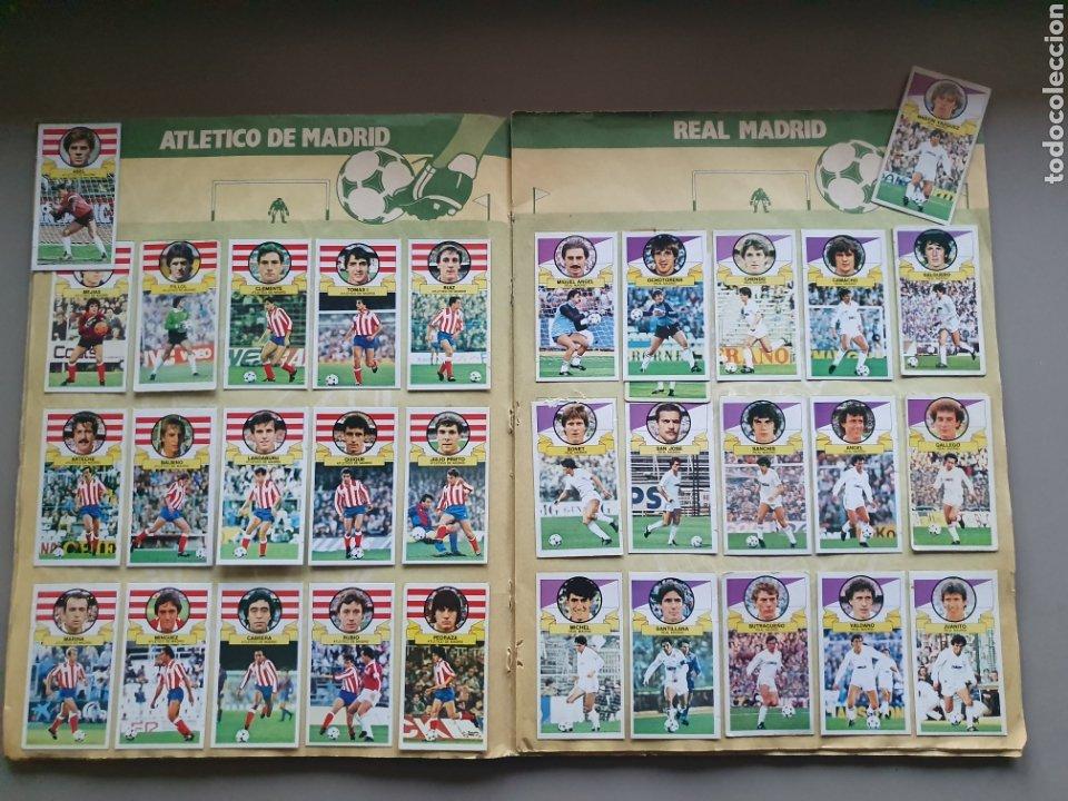 Álbum de fútbol completo: ALBUM COMPLETO LIGA ESTE 85 86 1985 1986 CON MUCHISIMOS DOBLES SIN PEGAR CRISTOBAL Y PETURSSON - Foto 12 - 287951528