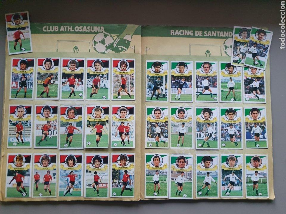 Álbum de fútbol completo: ALBUM COMPLETO LIGA ESTE 85 86 1985 1986 CON MUCHISIMOS DOBLES SIN PEGAR CRISTOBAL Y PETURSSON - Foto 13 - 287951528